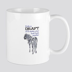 RIDE A DRAFT Mugs
