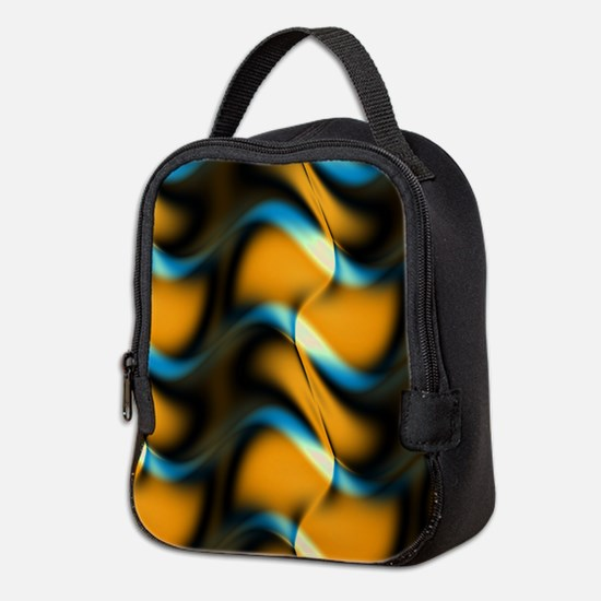 Color Whispers Neoprene Lunch Bag
