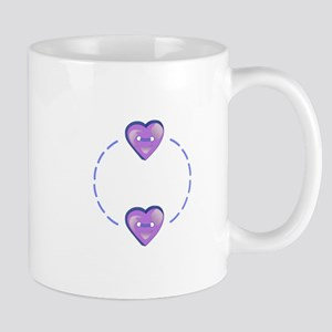 HEARTS NAME DROP Mugs
