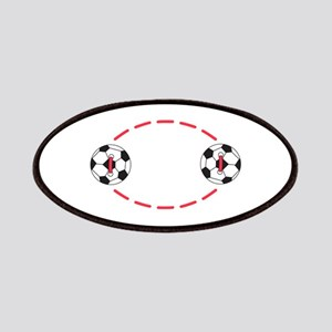 SOCCER BALL NAME DROP Patch