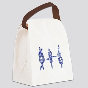 Nutty Canvas Lunch Bag
