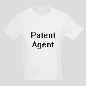 Patent Agent Retro Digital Job Design T-Shirt