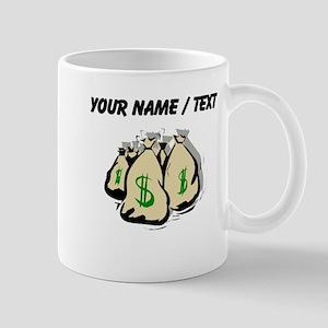 Money Bags (Custom) Mugs
