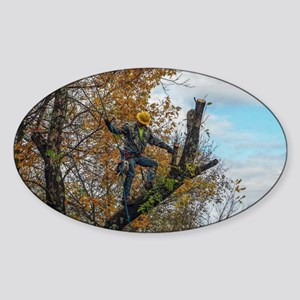 Tree Surgeon Sticker