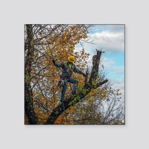 Tree Surgeon Sticker