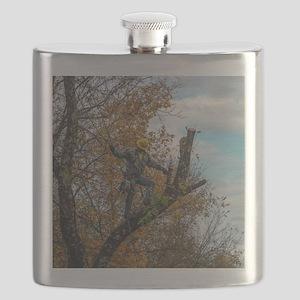 Tree Surgeon Flask