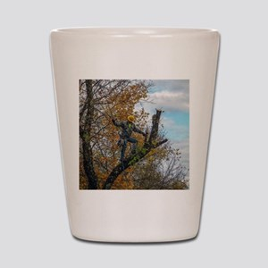 Tree Surgeon Shot Glass