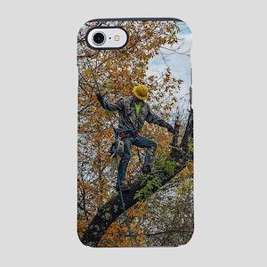 Tree Surgeon iPhone 7 Tough Case