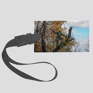 Tree Surgeon Luggage Tag