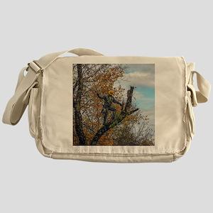 Tree Surgeon Messenger Bag