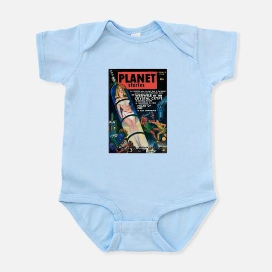 PLANET STORIES-VINTAGE PULP MAGAZINE COVER Body Su