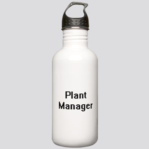 Plant Manager Retro Di Stainless Water Bottle 1.0L