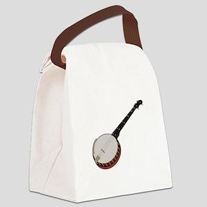 Banjo Canvas Lunch Bag