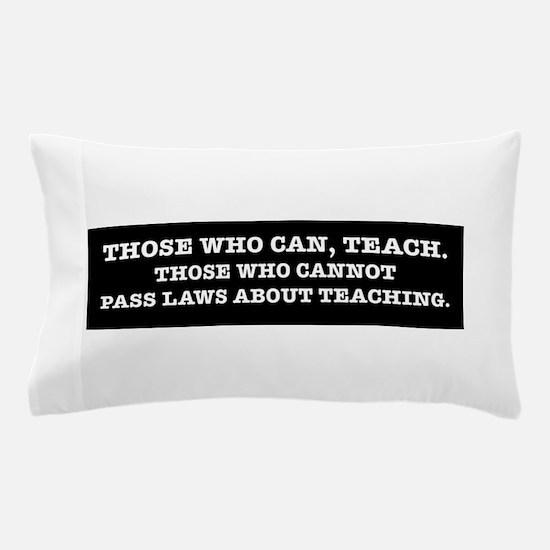 Unique Education Pillow Case