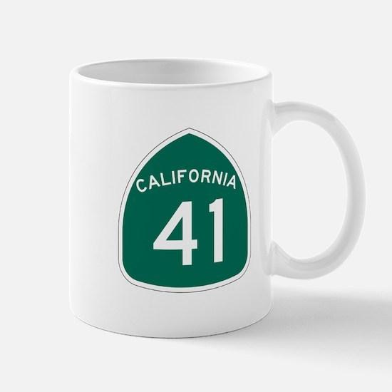 Route 41, California Mug