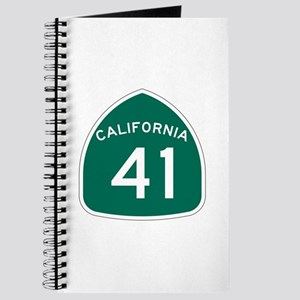 Route 41, California Journal