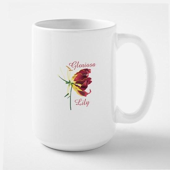 GLORIOSA LILY Mugs