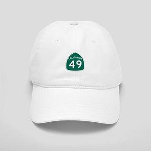 Route 49, California Cap