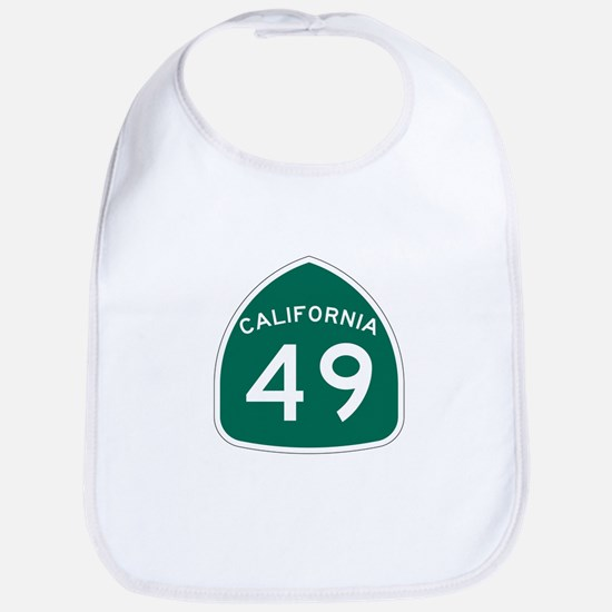 Route 49, California Bib