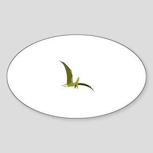 Flying Pterodactyl Sticker