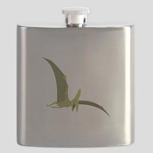 Flying Pterodactyl Flask