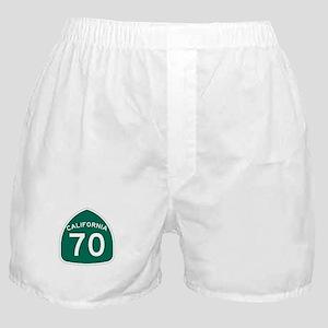 Route 70, California Boxer Shorts