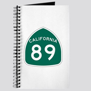Route 89, California Journal