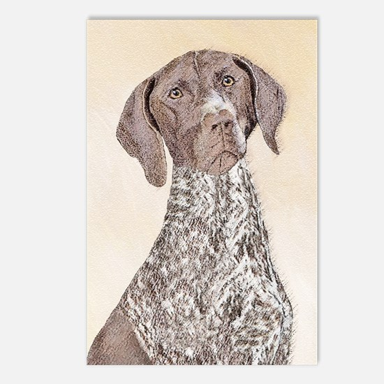 German Shorthaired Pointe Postcards (Package of 8)