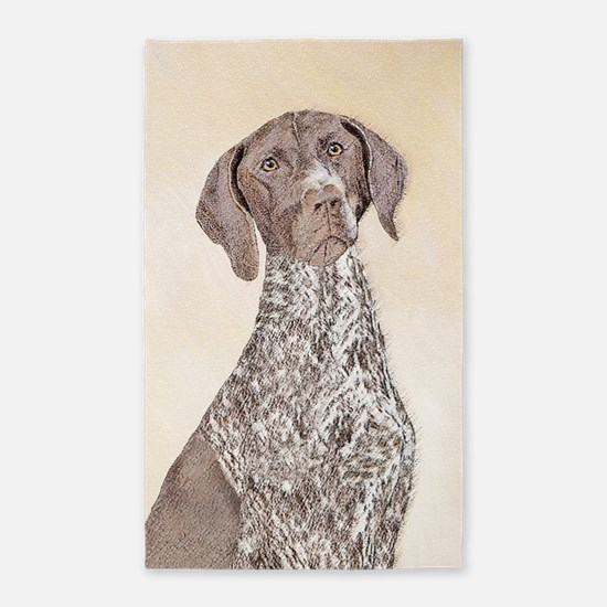 German Shorthaired Pointer Area Rug