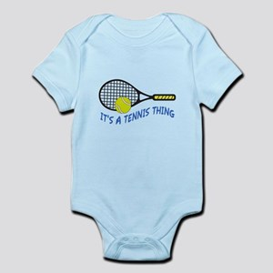 ITS A TENNIS THING Body Suit