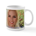 US Blonde American Beauty Mug