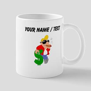 Rich Man (Custom) Mugs
