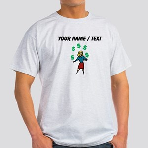 Juggling Money (Custom) T-Shirt