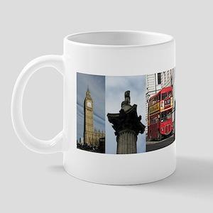 London Sights Mug