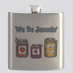 We Be Jammin' Flask