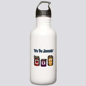 We Be Jammin' Water Bottle