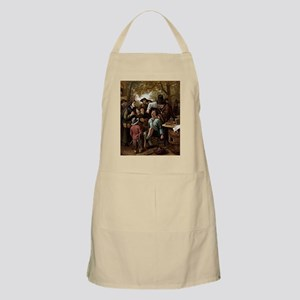 The Tooth Puller - Jan Steen Apron
