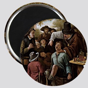 The Tooth Puller - Jan Steen Magnet