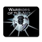 Warriors of the Net Mousepad