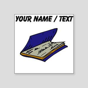 Checkbook (Custom) Sticker