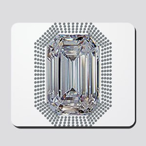 Diamond Pin Mousepad
