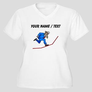 Bull Market (Custom) Plus Size T-Shirt
