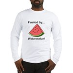 Fueled by Watermelon Long Sleeve T-Shirt
