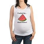 Fueled by Watermelon Maternity Tank Top