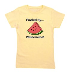 Fueled by Watermelon Girl's Tee