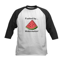 Fueled by Watermelon Kids Baseball Jersey