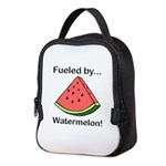 Fueled by Watermelon Neoprene Lunch Bag