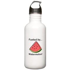 Fueled by Watermelon Water Bottle