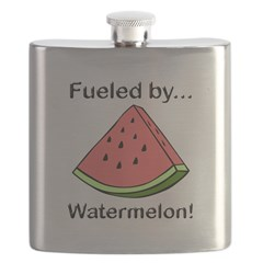 Fueled by Watermelon Flask