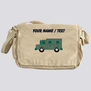 Armoured Truck (Custom) Messenger Bag
